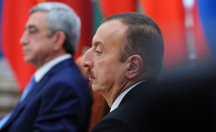 Sabah Əliyev və Sarkisyan görüşəcək? – Dünyanın gözü Soçidə