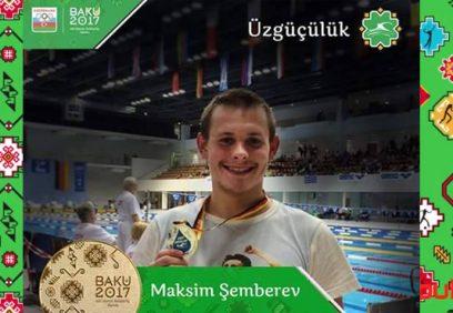 İslamiada: Bu da Azərbaycanın 16-cı qızıl medalı
